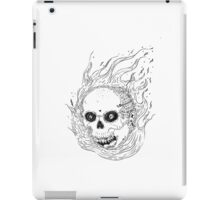 Spicy Skull iPad Case/Skin