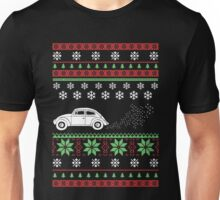 Christmas - Car Ugly Christmas Unisex T-Shirt