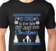 Christmas - Dad For Life Unisex T-Shirt