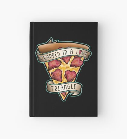Trapped Hardcover Journal