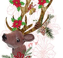 Reindeer Decorations by aldona