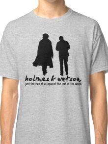 [Sherlock] - Holmes & Watson Classic T-Shirt