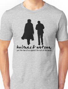 [Sherlock] - Holmes & Watson Unisex T-Shirt