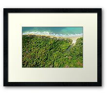 Daintree Coast Framed Print