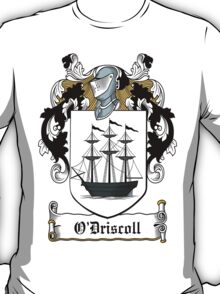 O'Driscoll Coat of Arms (Cork, Ireland) T-Shirt