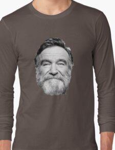 King of Comedy, Robin Williams Long Sleeve T-Shirt