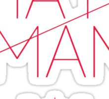 IoI Whataa Man Sticker