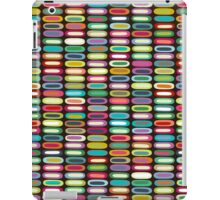 New York lozenge chocolate iPad Case/Skin