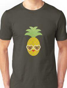 Happy Pineapples Unisex T-Shirt