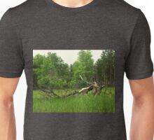Broken Tree                                            Pentax X-5 16 MP Unisex T-Shirt