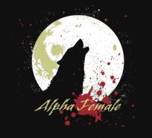 Alpha Female by trxtr5