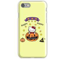 Helloween_Kitty iPhone Case/Skin