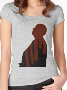 Alfred Hitchcock Women's Fitted Scoop T-Shirt