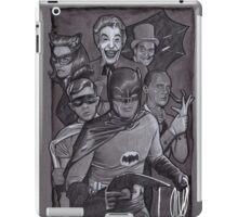 Batman TV Show Art iPad Case/Skin