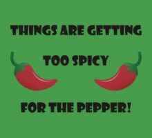 Too spicy for the pepper by Galumpafoot