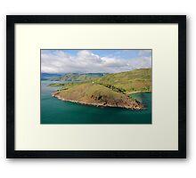 Archer point Cooktown Framed Print