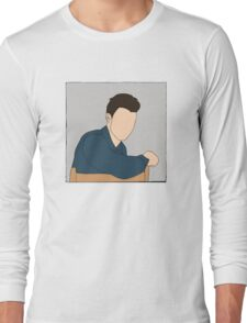 Shawn Mendes Long Sleeve T-Shirt