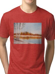 First Snow Tri-blend T-Shirt