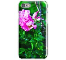 Protected Rose iPhone Case/Skin