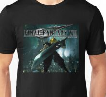 Final Fantasy HD Unisex T-Shirt