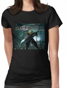 Final Fantasy HD Womens Fitted T-Shirt