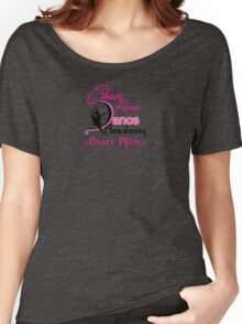 Dance Mom (airbrush font) Women's Relaxed Fit T-Shirt