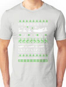 Christmas - C 130 Ugly Christmas Unisex T-Shirt