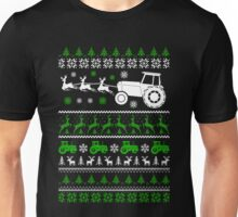 Christmas - Farmer Ugly Christmas Unisex T-Shirt