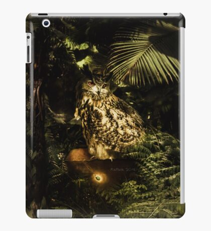The Keeper iPad Case/Skin
