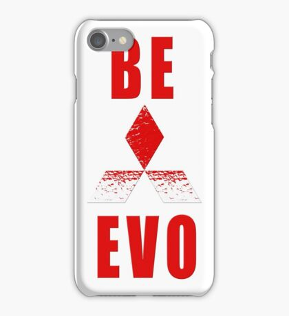 Mitsubishi EVO iPhone Case/Skin
