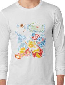 Avengermon! Long Sleeve T-Shirt