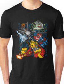 Avengermon! Unisex T-Shirt