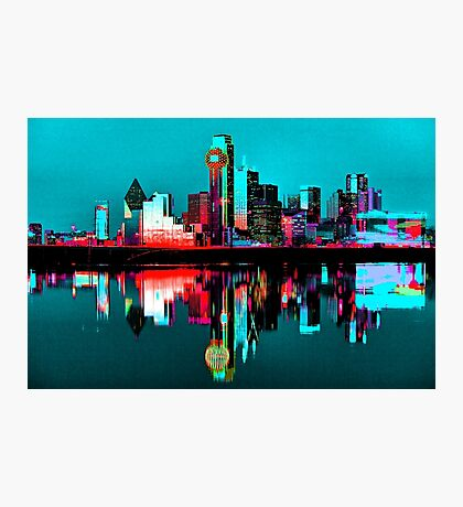 Dallas Photographic Print