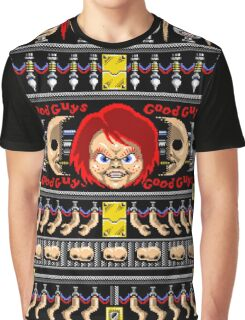 Good Guy, Ugly Sweater Graphic T-Shirt