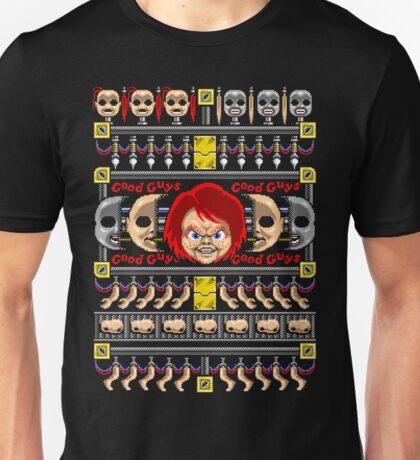 Good Guy, Ugly Sweater Unisex T-Shirt
