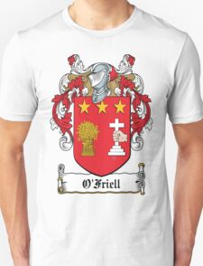 O'Friell Coat of Arms (Donegal) T-Shirt