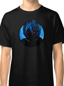 black and blue Classic T-Shirt