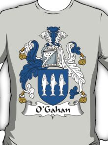 O'Gahan Coat of Arms (Donegal) T-Shirt