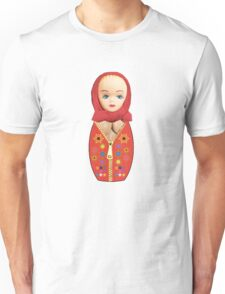Russian Matryoshka Doll! Unisex T-Shirt