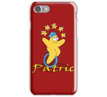 patric_style iPhone Case/Skin