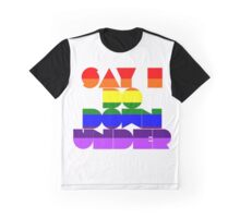 Say I Do Downunder  Graphic T-Shirt