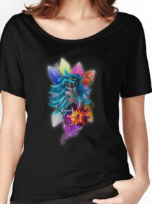 Gloriosa Daisy as Gaia Everfree Women's Relaxed Fit T-Shirt