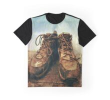 Mr Evans's Gardening Boots Graphic T-Shirt