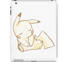 Sleepy Chu iPad Case/Skin
