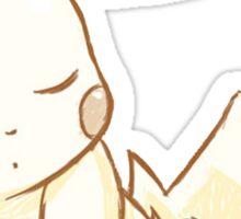 Sleepy Chu Sticker
