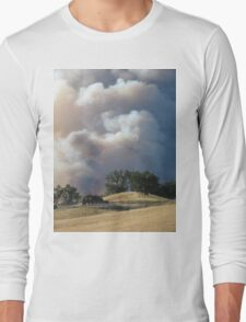 In The Path of Fire Long Sleeve T-Shirt