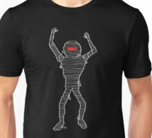 Scary Mummy Unisex T-Shirt