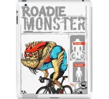 Roadie Monster 2 iPad Case/Skin