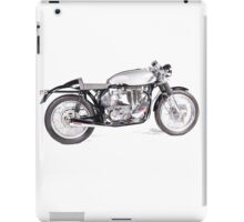 Motorcycles Classic iPad Case/Skin