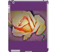 A rose in the sun iPad Case/Skin